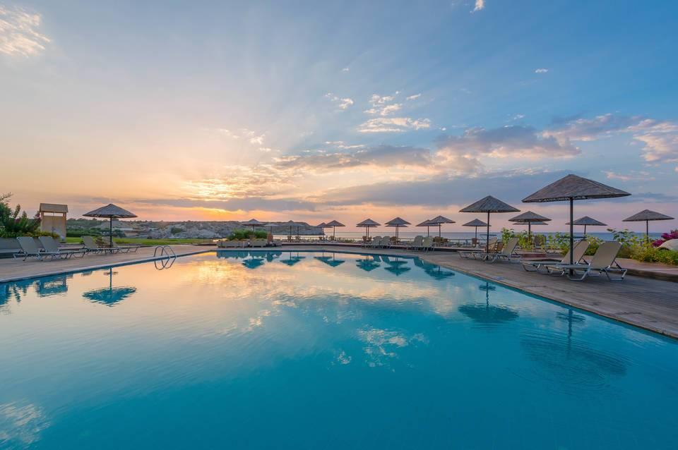 Bild: Rhodos - 4* Lutania Beach Hotel mit all inclusive